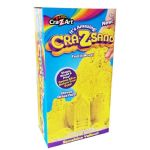 Cra-Z-Art - CRA-Z-SAND  - SUNSHINE YELLOW - 1.5LB